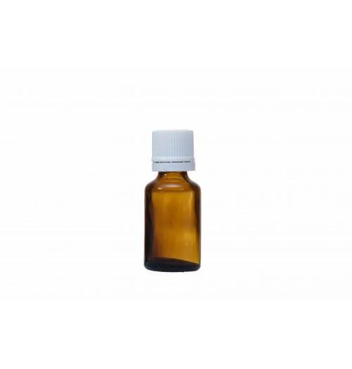 bottle with stopper 15 milliliters (propolis)